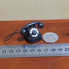 """1/6 Scale WWII Vintage Telephone for 12"""" Action Figure"""