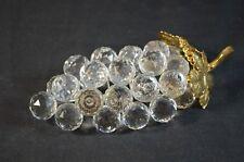 Swarovski Crystal Grapes with Silver Vine 23