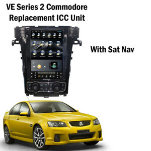 "New Holden Commodore VE Series 2 Stereo Upgrade 11"" Head Unit Kayhan Sat Nav icc"
