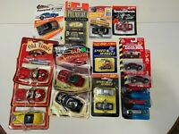Diecast Car Blisterpack Lot 17 Unopened Card Vintage Matchbox Zee Yatming 1980s