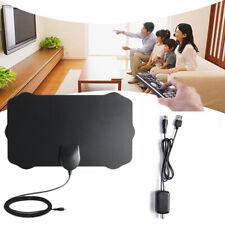 120 Millas Distancia Interior Digital TV Antena HDTV 1080P Amplificador de Señal