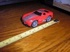 Nice RARE Mattel Hot Wheels Hot Tunerz 2002 Dodge Viper GTS-R RED