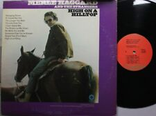 Country Lp Merle Haggard High On A Hilltop On Capitol