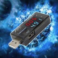 USB Charger Doctor Current Voltage Charging Detector Voltmeter Ammeter GA