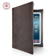 Twelve South BookBook for iPad (2nd-4th Gen), Leather Case + Display Stand Brown