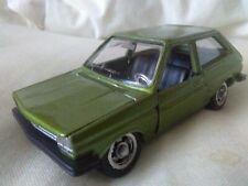 Miniatura 1:43 Nacoral Intercars Chiqui Cars Metal 128 Ford Fiesta Made in Spain