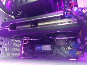XFX RX 5700 XT THICC II 8GB DDR6 - sehr gut übertaktbar, Restgarantie