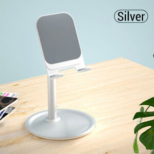 Portable Desktop Phone Tablet Stand Holder Desk Mount For iPhone iPad Cell phone