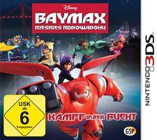 Disney baymax-riesiges robowabohu-kampf en el Bahía 3ds NUEVO + Embalaje orig.