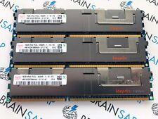 48GB (3x 16GB) DDR3 RAM Hynix HMT42GR7BMR4A-G7 REG ECC - 4Rx4 PC3L-8500R-7-10-F0