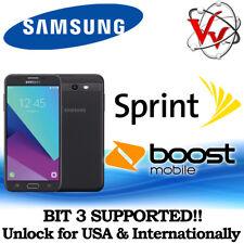 Remote Unlock Service SAMSUNG Galaxy J7 Perx J727P Sprint Boost Virgin