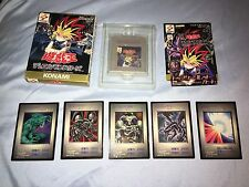 Yu-Gi-Oh DUEL MONSTERS Game Boy Includes Cards