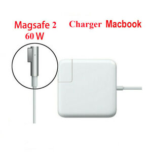 For Apple 85W 60W 45W Power Adapter T tip & L tip Charger Macbook Pro Air Mac