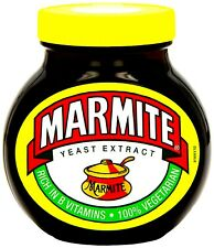 MARMITE LARGE YEAST EXTRACT SPREAD 55g,210g Vegetarian -Registered Post Tracking