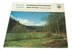LP Ernst Mosch - Das geht ins Gemüt - BLE 14225-P