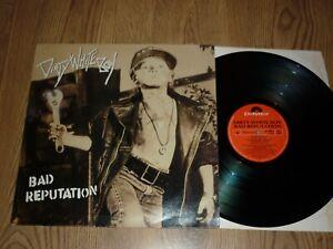 DIRTY WHITE BOY - Bad Reputation - UK LP - POLYDOR 841 959-1