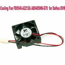 5V 2Wire Air Fan Cooling Fan FD0540-A2212A AD0405HB-G70 Replace for DaHua DVR