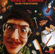 Weird Al Yankovic - Dare to Be Stupid [New CD]