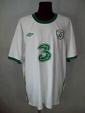Ireland 2013 2014 Umbro 3rd Kit size 52 Good Condition shirt jersey rare