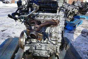 2007-2012 NISSAN SENTRA 2.0L DOHC 16VALVE ENGINE JDM MR20DE MR20 SENTRA