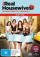The Real Housewives Of New York City : Season 2 : Part 1 (DVD, 2011, 2-Disc Set)