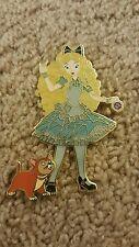 Disney Art of Alice in Wonderland Dinah Cat Fantasy Pin LE 50 AIW