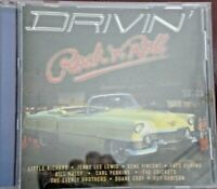 Drivin' - 20 Rock and Roll hits from original artists. Driving Tunes