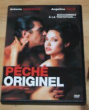 Péché originel - DVD - Antonio Banderas / Angelina Jolie
