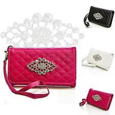 Luxus Handy Tasche Flip Cover Klapp Etui Book Case Schutz Hülle Hart Schale Bag