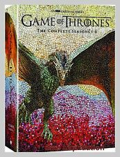 GAME OF THRONES Complete (30 Disc) DVD Series Collection 1-6 Season 1 2 3 4 5 6