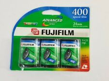 Fujifilm Advanced Photo System Nexia 400 Speed Film 24mm 3x25 Exposures 06/2008