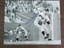 Whitey Ford Autograph / Signed 8 x 10 Photo New York Yankees