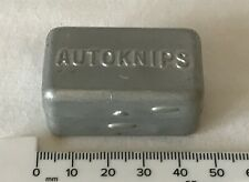 Vintage Aluminium Autoknips Miniature Hinged Box for Timer Shutter BOX ONLY