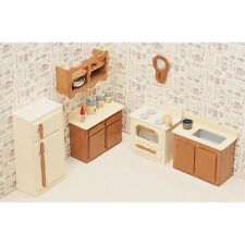 Greenleaf 72G-05 Dollhouse Furniture Kit-Kitchen NEW