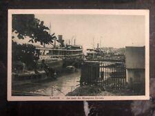 Mint Saigon Vietnam Real Picture Postcard Water Channels