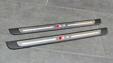 Original Audi S3 (A3) 8V Sportback Umbrales Puerta 8V4853491 D