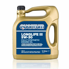 Quantum III 5w/30 LONGLIFE 3 C3 LOW ASH CASTROL EDGE - 5 Litres