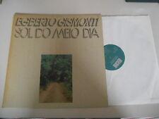 LP JAZZ Egberto Gismonti-sol do Meio Dia (8) canzone ECM Rec