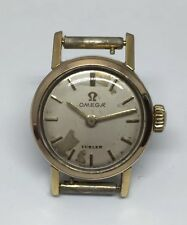 Omega Ladies Watch Vintage Turler Ref. 511.064 Double Signed Rare 60's Repair