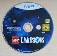 Nintendo Wii U game - LEGO Dimensions disc only