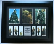 Star Wars THE MANDALORIAN Season 1 UNIQUE Limited Edition Montage (46cm x 37cm)
