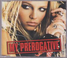 RARE SAMPLE SINGLE PROMO VERY GOOD CD Britney Spears - My Prerogative