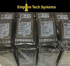 HP 652564-B21 653955-001 300GB 6G SAS 10K 2.5IN SC Enterprise HDD New