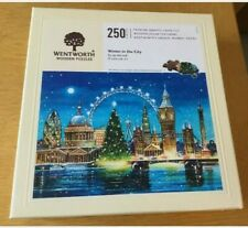 Wentworth Winter in the City 250 piece jigsaw Complete