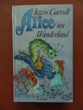 Alice in Wunderland, Lewis Carroll