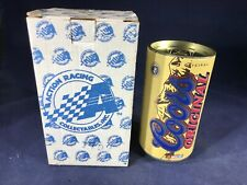 B3-22 STERLING MARLIN #40 COORS BEER CAN WITH A 1:64 DIE CAST STOCK CAR INSIDE
