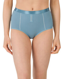 Free People Snaps Snaps Panties High Rise Button Blue Women's Underwear