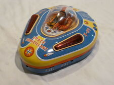Tin SPACE SURVEILLANT X07 1950's, MT JAPAN SPACE TIN TOY