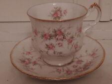 Vintage Paragon Victoriana Rose Cup & Saucer Teacup Pink Roses Fine Bone China