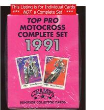1991 Hi Flyers Champs Motocross  -  Choose a Rider